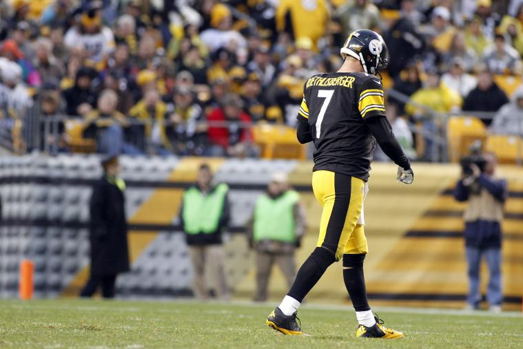 Why the Pittsburgh Steelers Will Fall Short of the Playoffs in 2013