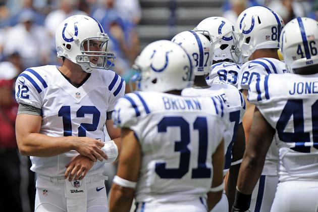 The 6 Games That Will Determine Indianapolis Colts' Fate in 2013