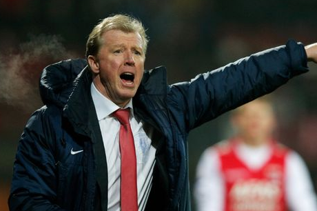 Rumor: Steve McLaren Nails Wigan Interview