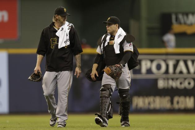 Top Candidates to Replace Pittsburgh Pirates' Starter A.J. Burnett on Friday