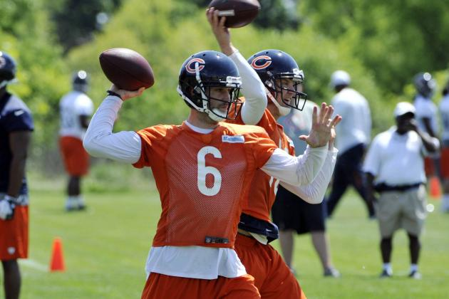 Trestman Speeds Up the Clock on Cutler