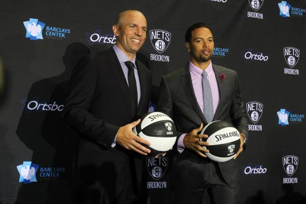 Jason Kidd Was Deron Williams' Favorite Player