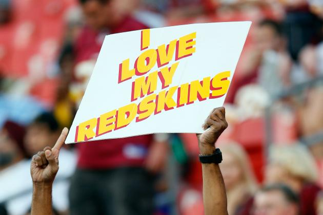 Report: Redskins Look to Consultant in Nickname Fight