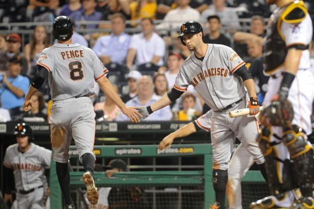 ESPN Gamecast: Giants vs. Pirates