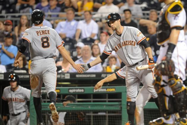 ESPN Gamecast: Giants vs. Pirates