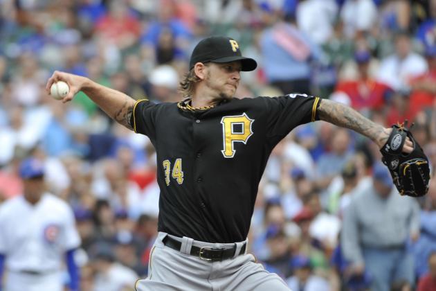 Pirates Put Burnett on 15-Day DL with Calf Strain: MLB