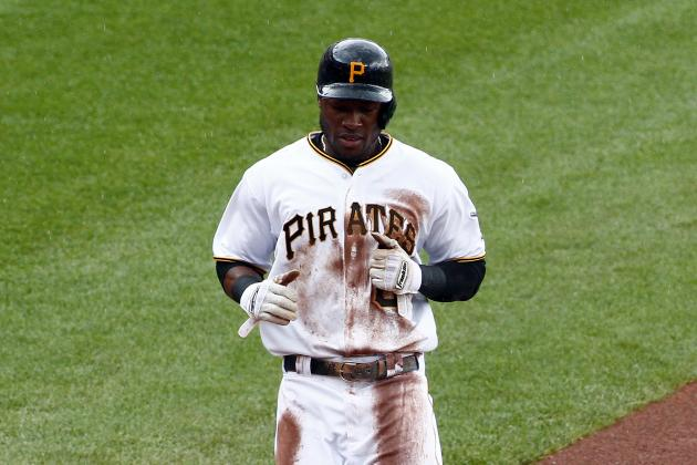 Starling Marte Scratched from Lineup