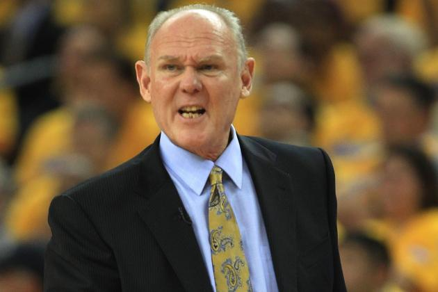 George Karl Fires Back at Josh Kroenke About Being Fired as Nuggets Coach