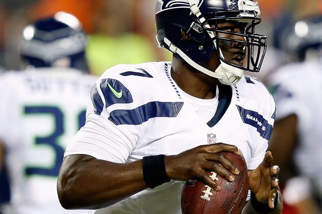 Seahawks, Tarvaris Jackson Reunite