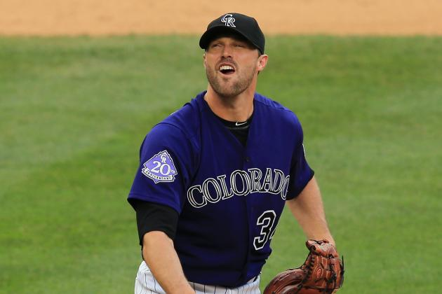 Rockies Fall to Nationals in Wild Game Full of Injuries, Ejections, Balks