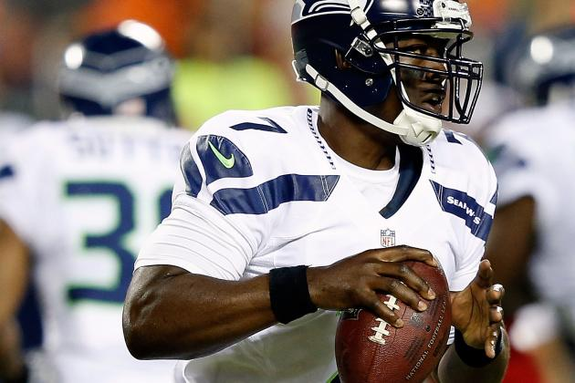 Tarvaris Jackson Reportedly Strikes Deal with Seattle Seahawks