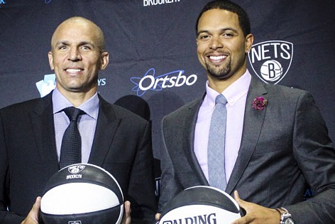 Nets PG Williams Welcomes New Head Coach Jason Kidd to Nets