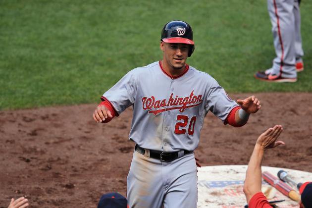 Desmond's Big Day Helps Nats Get Past Rockies