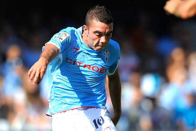 Liverpool to Sign Iago Aspas: How New Transfer Signing Fits In at Anfield