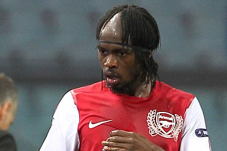 Gervinho Nears Arsenal Exit as Marseille Confirm Interest in Winger
