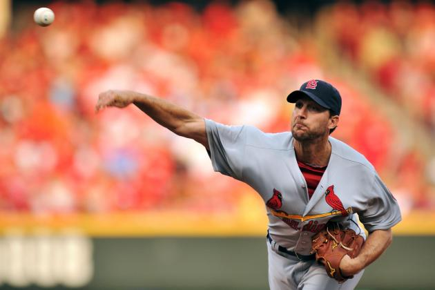 Does Adam Wainwright's 10th Win Give Him Edge as NL All-Star Game Starter?