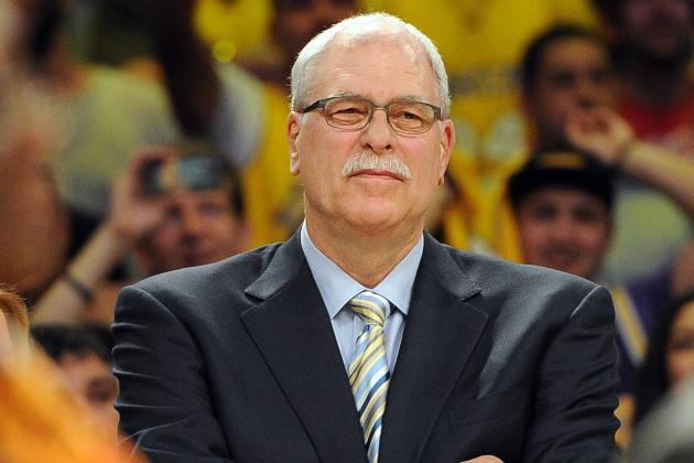 Phil Jackson Says Washington Redskins Nickname 'Highly Offensive