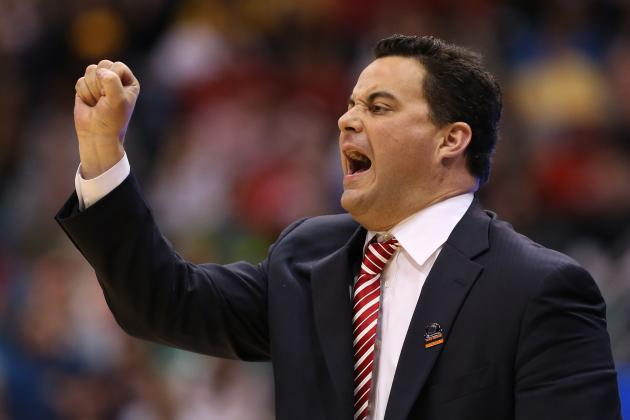 Sean Miller's Basketball Contract Approved Through 2017-18