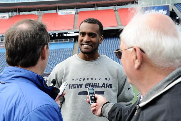 Projecting New England Patriots Rookie Aaron Dobson's 2013 Stat Line