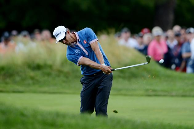 US Open 2013: Many Golfers Will Feel Weather's True Wrath on Friday