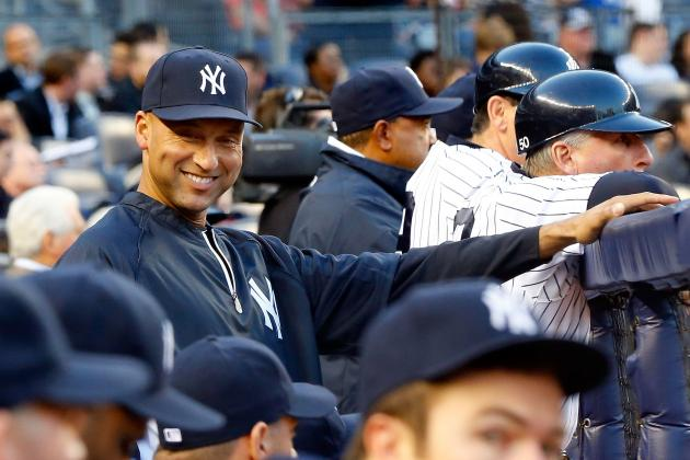 Will Derek Jeter's Return Spark the Yankees' Suddenly Crippled Offense?