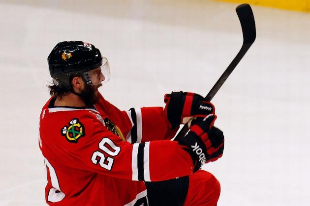 Brandon Saad and Torey Krug: A Tale of 2 Rookies in the Stanley Cup Final