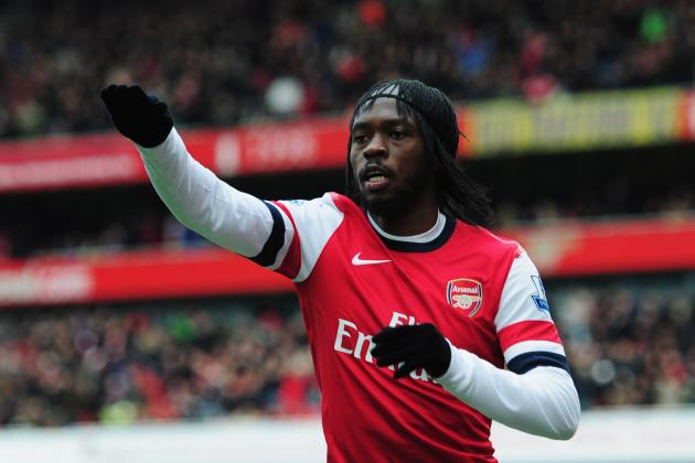 Arsenal Transfer News: Latest Buzz on Exits of Gervinho and Nicklas Bendtner