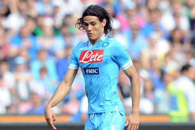 Edinson Cavani Should Move to Manchester City and Not Chelsea or Real Madrid