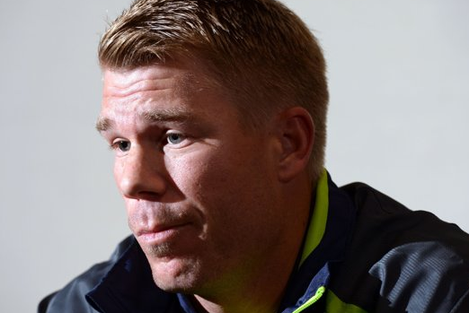 I've Let Team and Family Down, Says Repentent Warner