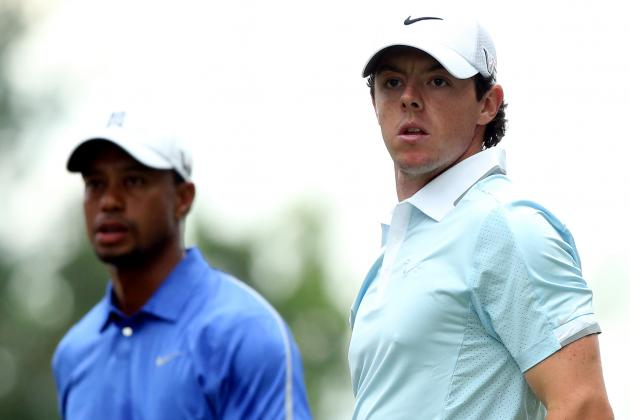 US Open Golf 2013: What to Expect from Golf's Biggest Superstars on Day 2