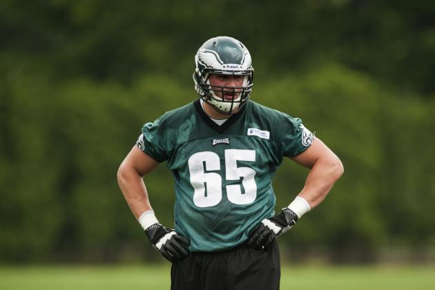Philadelphia Eagles Must Be Patient with Tackle Lane Johnson