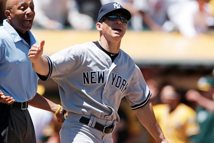 Yankees Offense Does It Again (Which Is to Say, Did Almost Nothing)