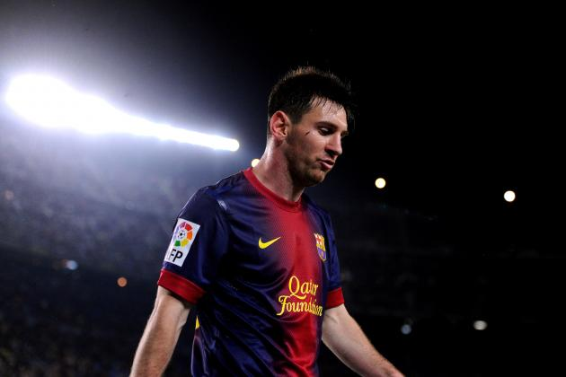 How Much Is Barcelona and Argentina Talisman Lionel Messi Worth?