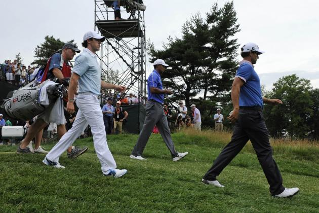 US Open Golf 2013 Leaderboard: Day 2 Predictions for Golf's Top Stars