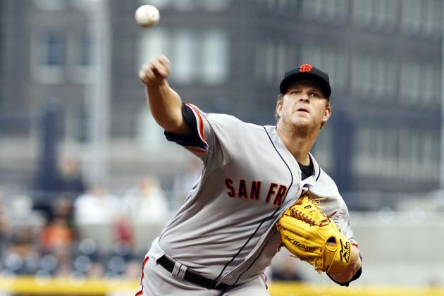 Cain Not Perfect, but Darn Good in Big SF Giants Win