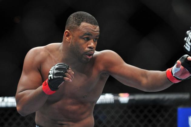UFC 161: Rashad Evans Focused on the Journey, Not the Destination