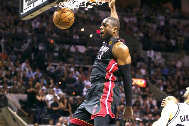 Heat vs Spurs NBA Finals Game 4: Live Score, Highlights and Analysis