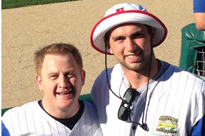 Colts QB Andrew Luck Wears Goofy Bucket Hat at Charity Softball Game