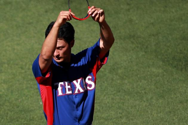 Offense Wastes Another Strong Effort by Darvish
