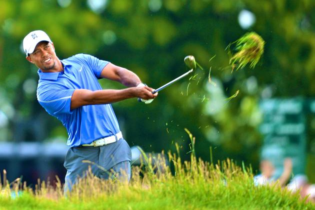 2013 US Open: Why Tiger Woods' Long Friday Is Pivotal