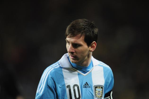 Argentina Coach Sabella Will Experiment vs. Guatemala, but He Should Rest Messi