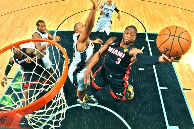 Dwyane Wade Revives Miami Heat, Reputation in NBA Finals Game 4 Outburst