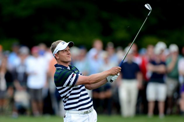 US Open Leaderboard 2013: Day 1 Scorecards for All the Leaders