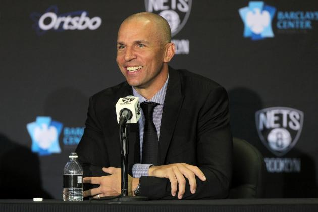 Jason Kidd Must Back Style with Substance to Succeed as Brooklyn Nets Coach