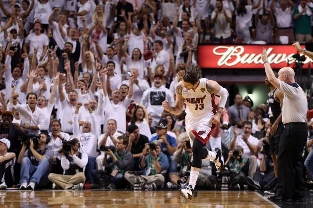 NBA Finals 2013: Role Players Who Will Decide Game 5 of Heat-Spurs Series