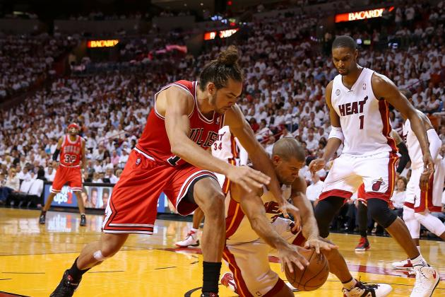 Building Definitive Case for Joakim Noah as Top 3 NBA Center