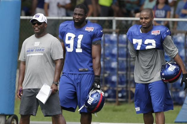 Fewell Says Big Blue Can't 'cry over Spilled Milk'