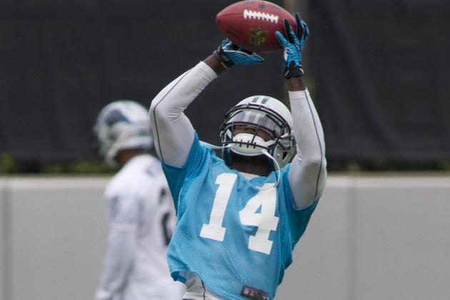 Panthers Notebook: Armanti Edwards Impresses Throughout Minicamp