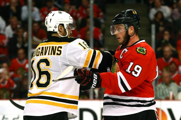 2013 Stanley Cup Final: Can Chicago Blackhawks and Boston Bruins Keep Up Pace?