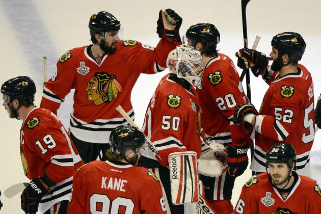 Stanley Cup Final 2013: How Chicago Blackhawks Can Take Commanding Series Lead